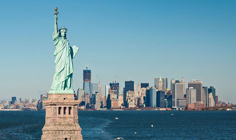 ทัวร์อเมริกาตะวันออก ล่องเรือชมเทพีเสรีภาพ 10วัน 6คืน บินการ์ต้า แอร์เวย์(QR)