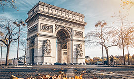 ทัวร์ยุโรป  ฝรั่งเศส สวิตเซอร์แลนด์ อิตาลี 11 วัน บินTG