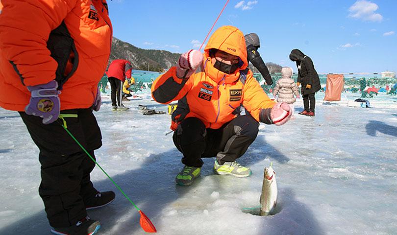 ทัวร์เกาหลี เทศกาลตกปลาน้ำแข็ง 5วัน 3คืน บิน AIR ASIA X (XJ)
