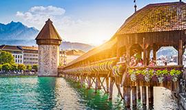 ทัวร์ยุโรป  Unseen Switzerland  9 วัน บินTG