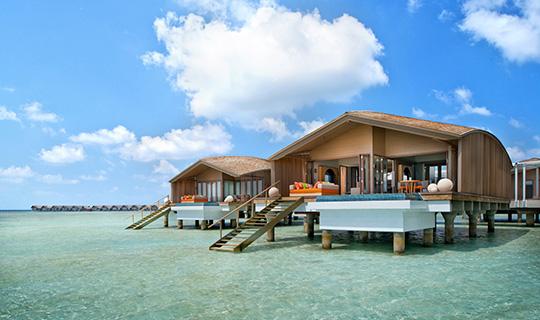 แพคเกจ คลับเมด ฟิโนลูห์ Finolhu Villas, Maldive 3 วัน 2 คืน บินแอร์เอเชีย(FD)