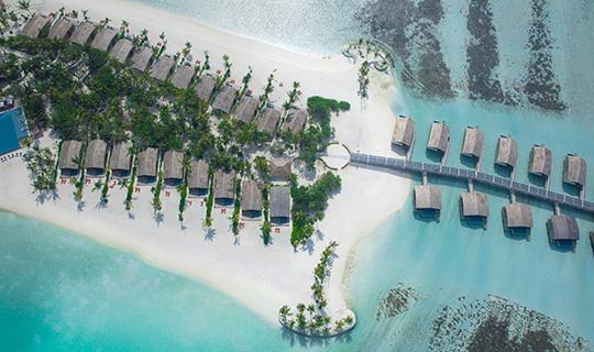 แพคเกจ Club Med Finolhu, Maldives 3 วัน 2 คืน บิน Srilankan Airlines (UL)