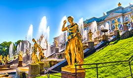 ทัวร์รัสเซีย มอสโคว์ ซากอร์ส 6วัน 3 คืน บินการ์ต้าแอร์เวย์ (QR)