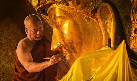 ทัวร์พม่า มัณฑะเลย์ ร่วมพิธีล้างพระพักตร์ พระมหามัยมุณี 2วัน 1คืน บินแอร์เอเชีย (FD)