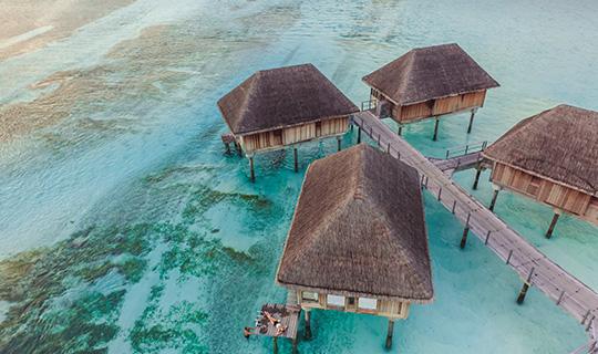 แพคเกจ Club Med Kani, Maldives 3 วัน 2 คืน บิน Srilankan Airlines (UL)