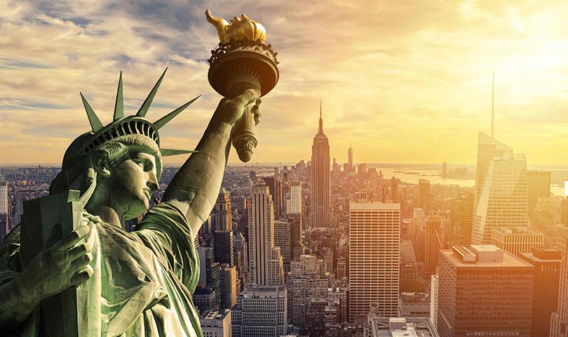 ทัวร์อเมริกาตะวันออก  PROMOTIONS EAST AMERICA 10 วัน บิน(QR)
