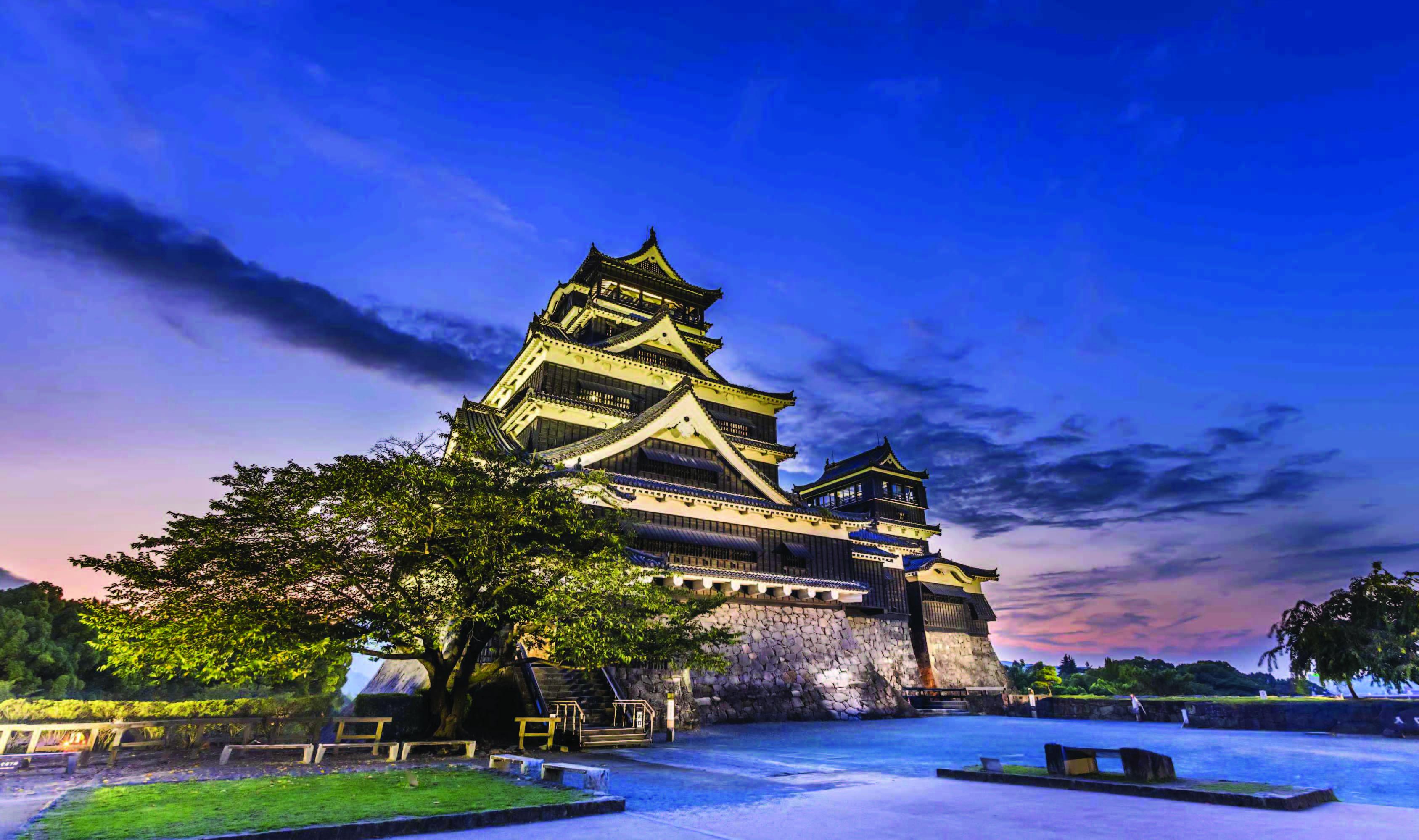 ทัวร์ญี่ปุ่น  Say Hi! Kyushu Fukuoka คิวชู ฟุกุโอกะ ซากะ นางาซากิ คุมาโมโต้ 5วัน 3คืน บินTG