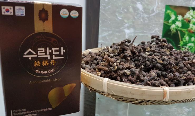 สมุนไพรฮ็อกเก็ตนามู สมุนไพรล้างตับ แพทย์แผนโบราณชั้นเลิศ มรดกเลอค่าแห่งเกาหลีใต้