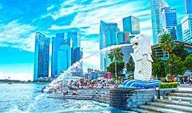 ทัวร์สิงคโปร์ ถ่ายรูปคู่เมอร์ไลอ้อน ขอพรเจ้าแม่กวนอิม  3วัน 2คืน บินไทยไลอ้อนแอร์