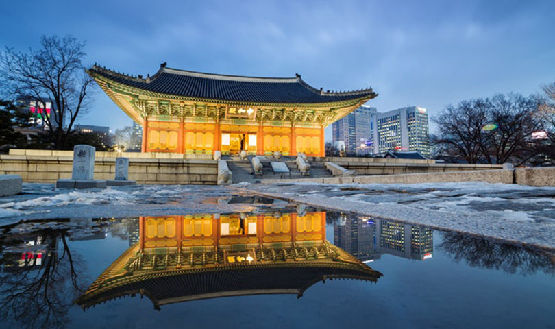 ทัวร์เกาหลี ชมซากุระ เดือนมีนาคม 5วัน 3คืน