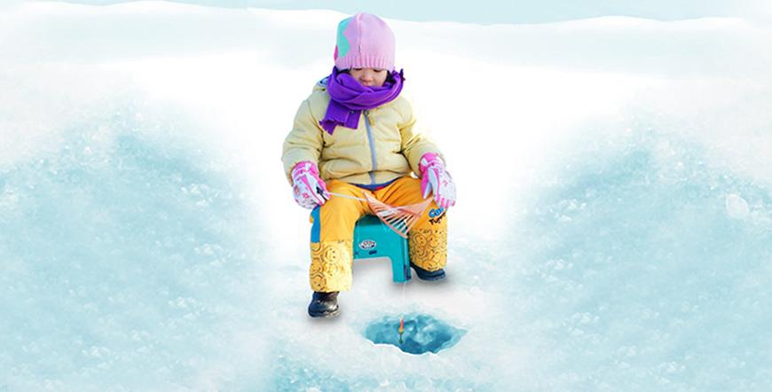 ทัวร์เกาหลี มกราคม 61 ตกปลาน้ำแข็ง 5 วัน 3 คืน บินจินแอร์ (LJ)