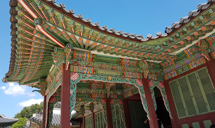 พระราชวังชังด็อกกุง เกาหลีใต้ พระราชวังที่ใหญ่ที่สุดในเกาหลี สวยงามสมศักดิ์ศรี และได้รับการขึ้นทะเบียนให้เป็นมรดกโลก