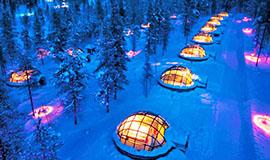 ทัวร์ยุโรป สโนว์โมบิล ฟินแลนด์ ไอซ์เบรคเกอร์  9วัน 6 คืน บินฟินแอร์ (AY)