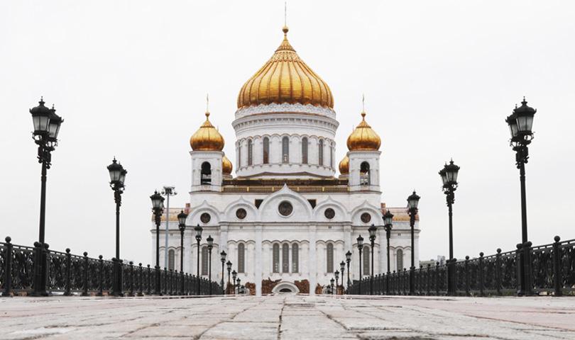 ทัวร์รัสเซีย เที่ยวรัสเซีย St Petersburg Zagorsk 8 วัน บิน (QR)